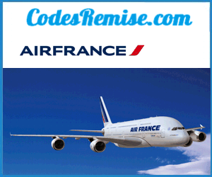 code promotionnel airfrance
