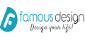 famous design coupons