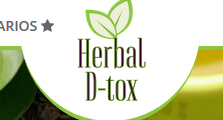 herbal detox coupons